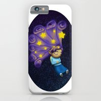 Dreaming Girl iPhone 6 Slim Case