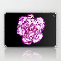 8BIT flower Laptop & iPad Skin