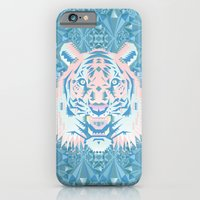 Pastel Quartz Tiger iPhone 6 Slim Case