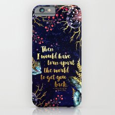 ACOMAF - Torn Apart The World iPhone 6 Slim Case