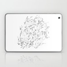 Liquid Animals Laptop & iPad Skin