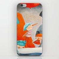 The Company iPhone & iPod Skin