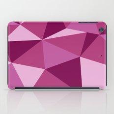 Pink Geometric iPad Case