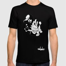 Hain Teny Mens Fitted Tee Black SMALL