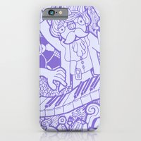 iPhone & iPod Case featuring #MoleskineDaily_13 by maykel nunes