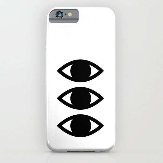 CLAIRVOYANT iPhone & iPod Case