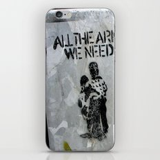 A Good Message iPhone & iPod Skin