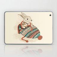 Cozy Chipmunk Laptop & iPad Skin