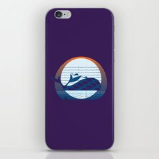Whale Migration iPhone & iPod Skin