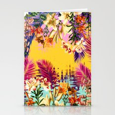 Tropical Time Stationery Cards