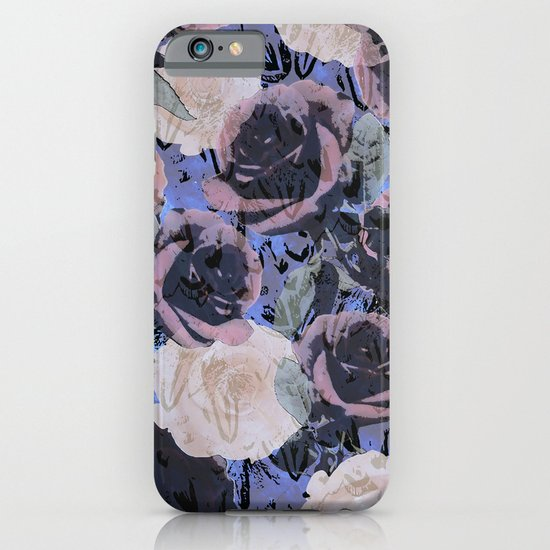 feathered roses  iPhone & iPod Case