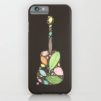 Let Your Guitar Sing B-S… iPhone 6 Slim Case
