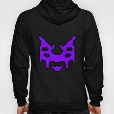 Pixel invader : Purple Hoody