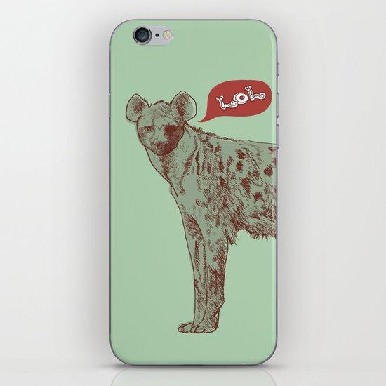 LOL iPhone & iPod Skin