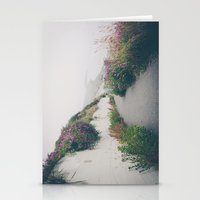 Ocean Fog 2 Stationery Cards