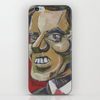 Mit Romney Abstract iPhone & iPod Skin