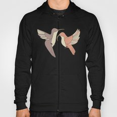 Dancing Hummingbirds Hoody