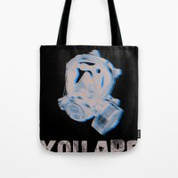 You Are ToXic Tote Bag