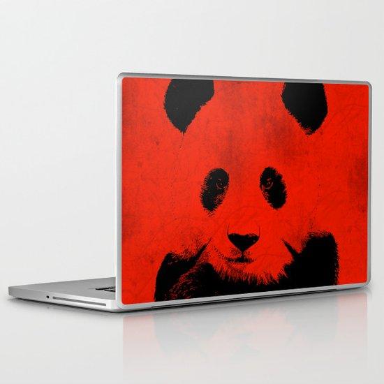 Red Panda Laptop & iPad Skin