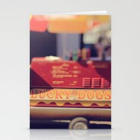 New Orleans Lucky Dogs Stationery Cards