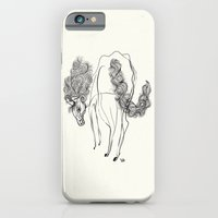 White Horse iPhone 6 Slim Case