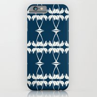 iPhone & iPod Case featuring Palm Deco by Jenny Wilkinson
