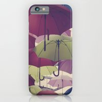 iPhone & iPod Case featuring Why does it always rain on me? by Karin Elizabeth