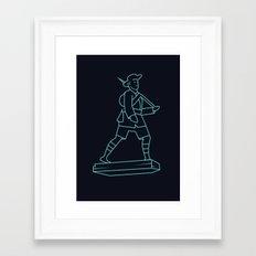 The Gurkhas Framed Art Print