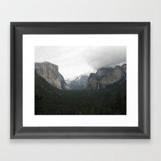 Far Past Imaganation  Framed Art Print