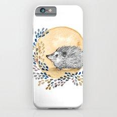 Happy Hedgehog iPhone 6 Slim Case