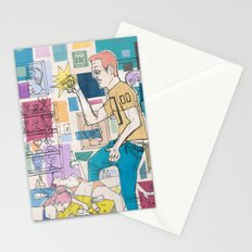 Me, Me, Me. Stationery Cards