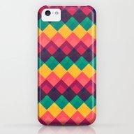 Happy Day Pattern iPhone 5c Slim Case