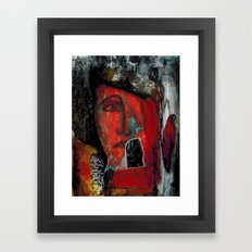 Invisible Framed Art Print