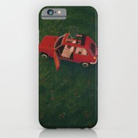 iPhone & iPod Case featuring I'll Be Back In 20 Years by Anton Marrast