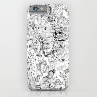 Fragments Of Dream iPhone 6 Slim Case