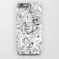 Fragments Of Dream iPhone 6 Slim Case