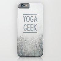 Yoga Geek iPhone 6 Slim Case