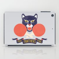 Ping Pong Panthers iPad Case