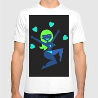 Dr Sketchy's Anti-Art Sc… Mens Fitted Tee White SMALL