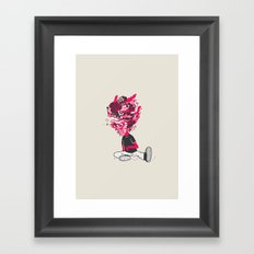 Headspace 02 Framed Art Print