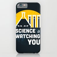 Science Is Watching You iPhone 6 Slim Case