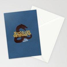 Basilisks Stationery Cards
