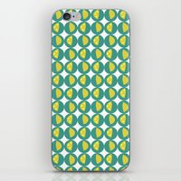 Lemon Zest iPhone & iPod Skin