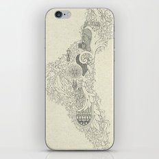 The Fertile Land in One's Imagination iPhone & iPod Skin