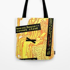 King Combover Tote Bag