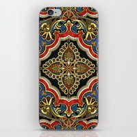 Royal I iPhone & iPod Skin