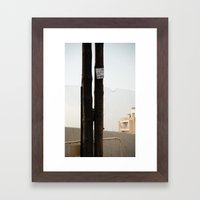 Lavado Framed Art Print