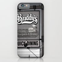 iPhone & iPod Case featuring Buddy's by Soulmaytz