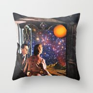 Wolves Are Silent, But T… Throw Pillow