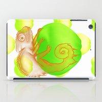 Caramel Chameleon iPad Case